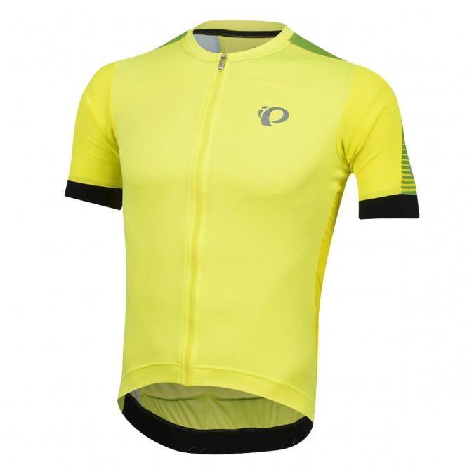 Elite Pursuit Speed pyöräilypaita (lyhythihainen, keltainen)