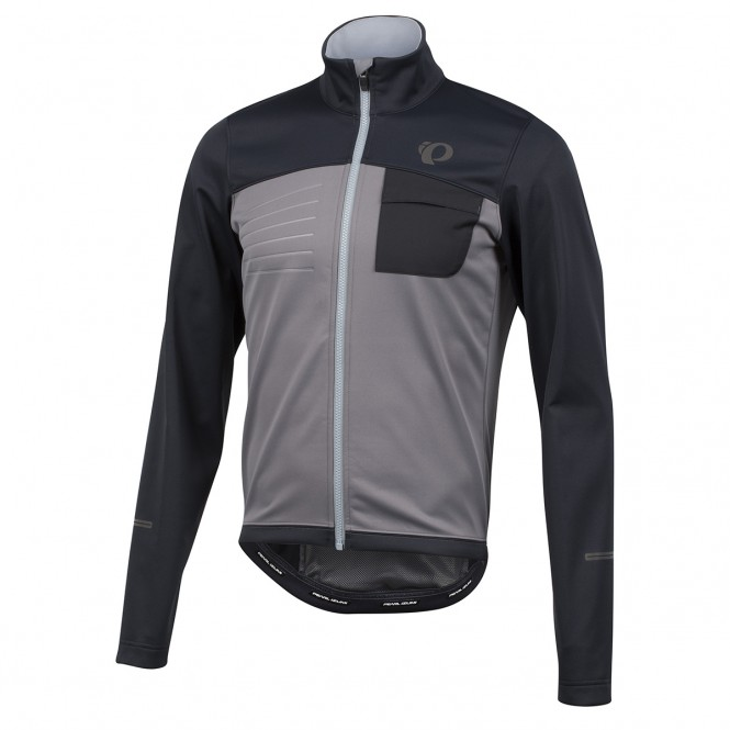 Select Escape softshell-pyöräilytakki (black/smoked pearl)