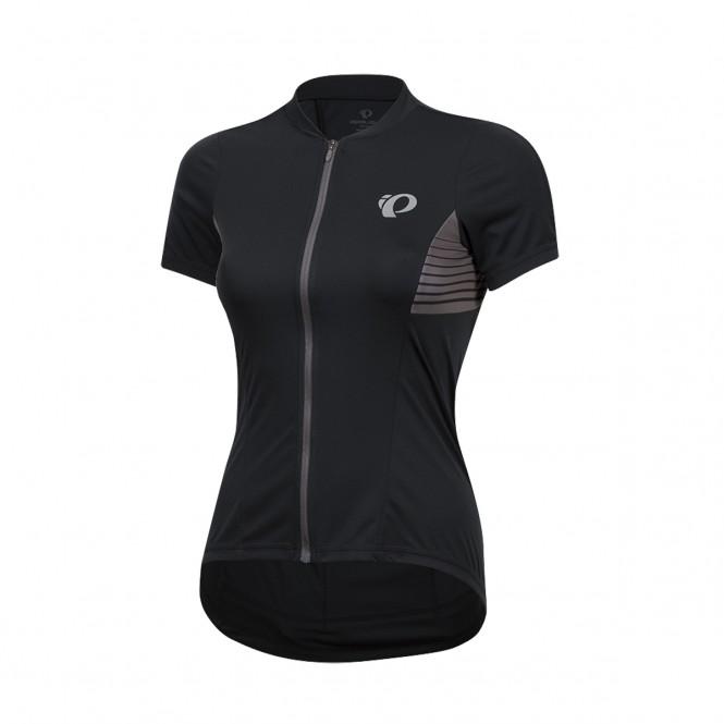 Select Pursuit SS, naisten pyöräilypaita (musta)