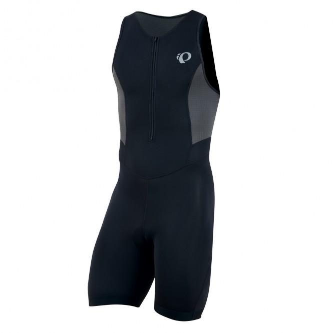 Select triathlonpuku pehmusteella (musta)