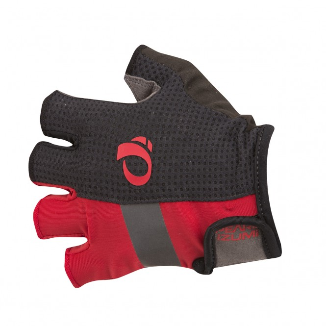 Elite Gel pyöräilyhanskat (punainen)