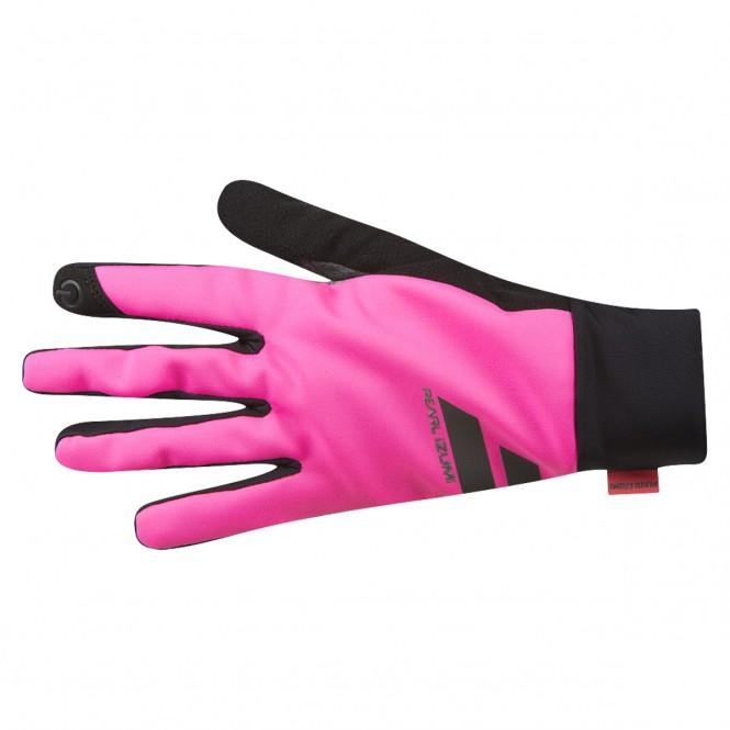 Escape Softshell, naisten pyöräilyhanskat (pinkki)