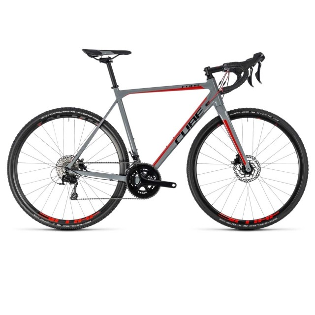 Cube Cross Race Pro, 105 2x11-v-cyclocross (2018)