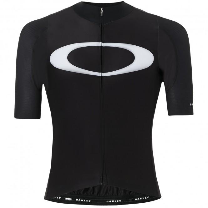 Premium branded pyöräilypaita (lyhythihainen, blackout)
