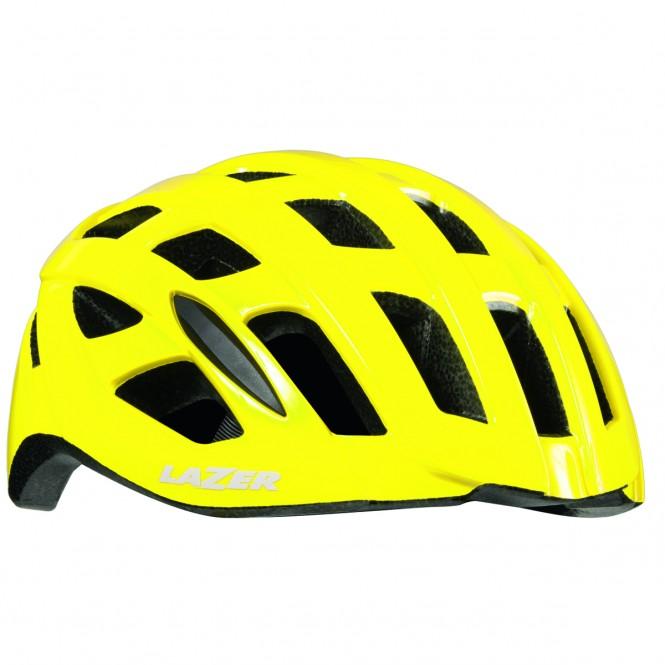 Tonic pyöräilykypärä (keltainen)