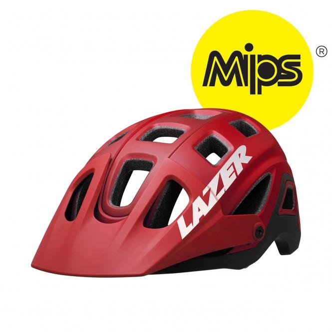 Impala Mips pyöräilykypärä (punainen)