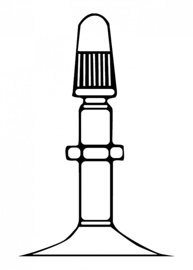 Polkupyörän sisärengas 28 (presta, 25/28-622mm)