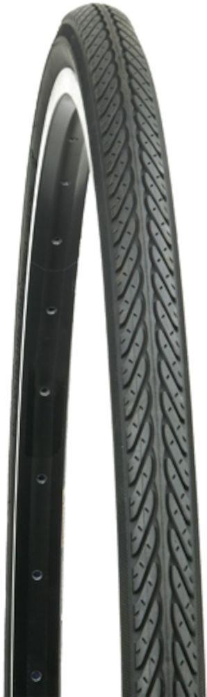 Amber polkupyörän ulkorengas (28-622mm, musta)