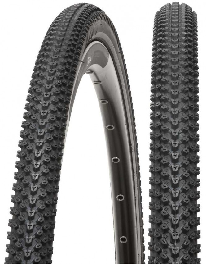 Quantum X3 polkupyörän ulkorengas (33-622mm, musta, pistosuojattu)
