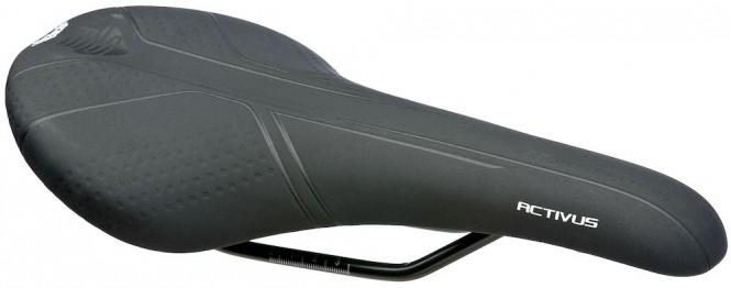 Activus Gent, polkupyörän istuin (musta)