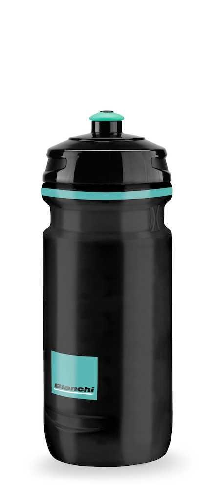 Bianchi juomapullo (Musta, 600ml)
