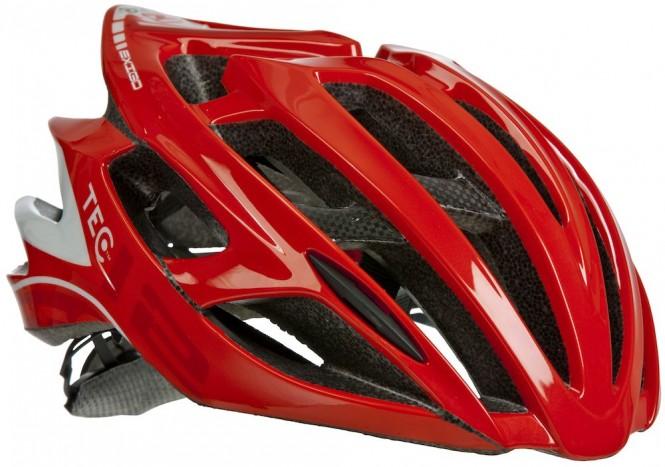 Exigo pyöräilykypärä (punainen)