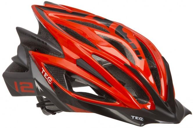 Quadrica Mtb pyöräilykypärä (punainen)