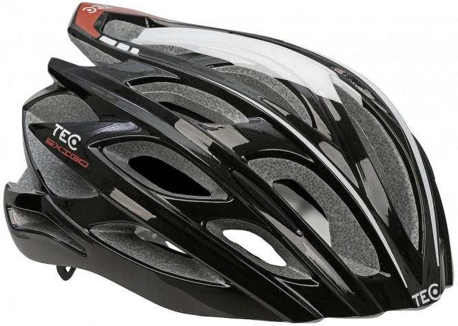 Exigo Ev1 Mips pyöräilykypärä (musta)