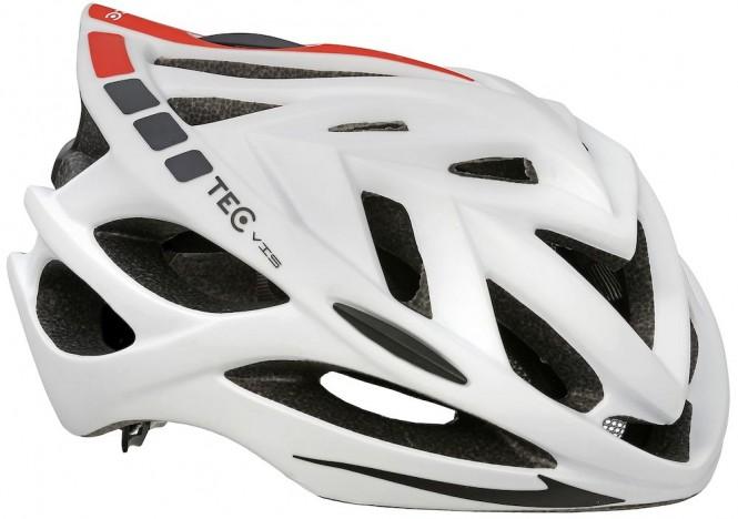 Vis Ev1 pyöräilykypärä (valkoinen)