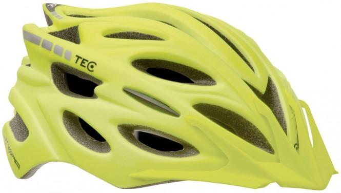 Umbra Ev1 pyöräilykypärä (keltainen)