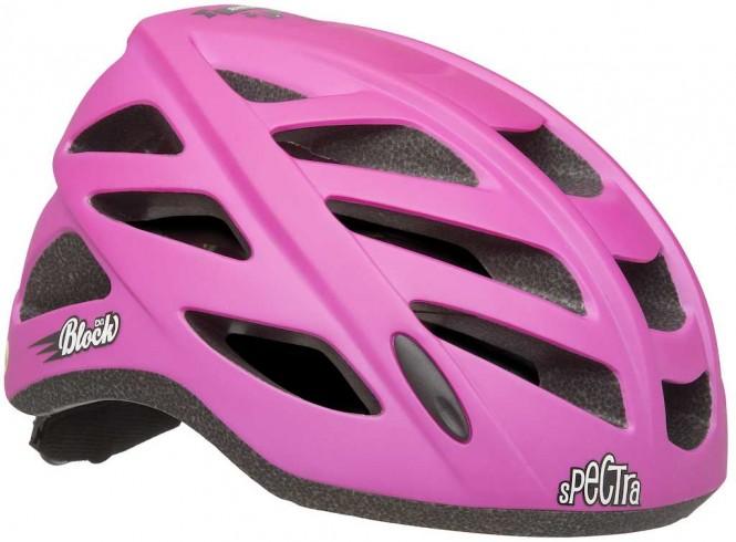 Block Ev1 Mips, lasten pyöräilykypärä (pinkki)