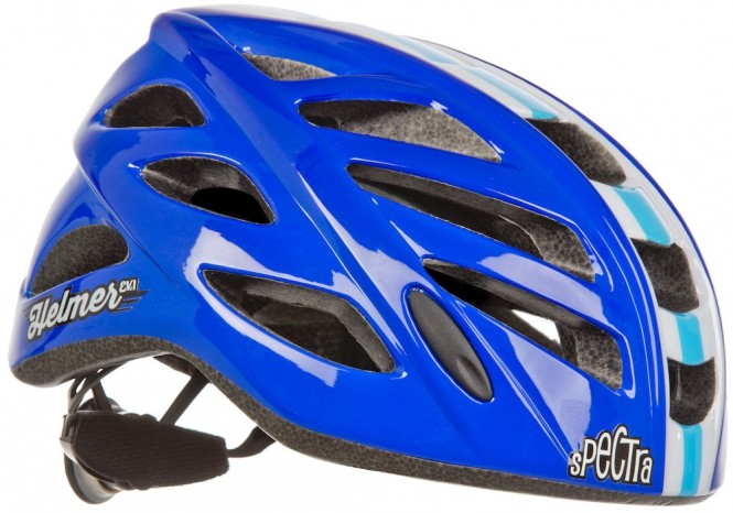 Helmer Ev1 Mips, lasten pyöräilykypärä (sininen)