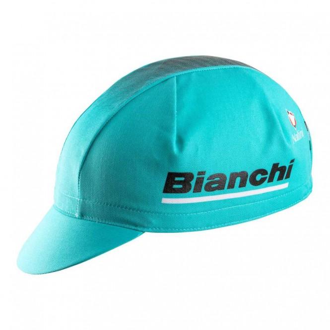 Bianchi Racing Cap (Celeste)