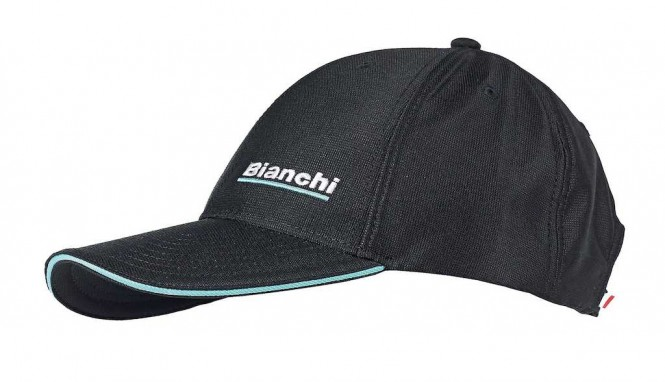 Bianchi Baseball Cap (Musta)