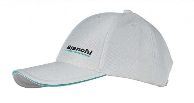 Bianchi Baseball Cap (Valkoinen)