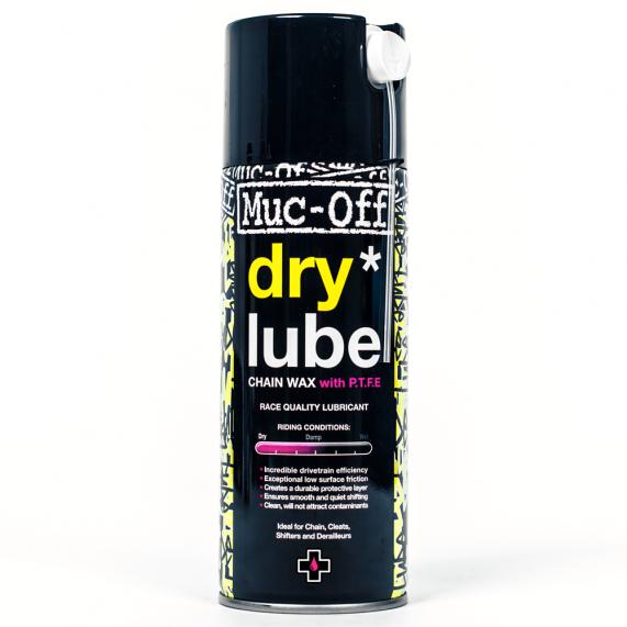 Dry PTFE polkupyörän ketjurasva (400ml)