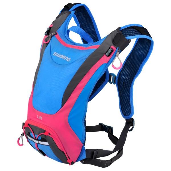Hydration daypack, juomareppu (sininen, 2L)