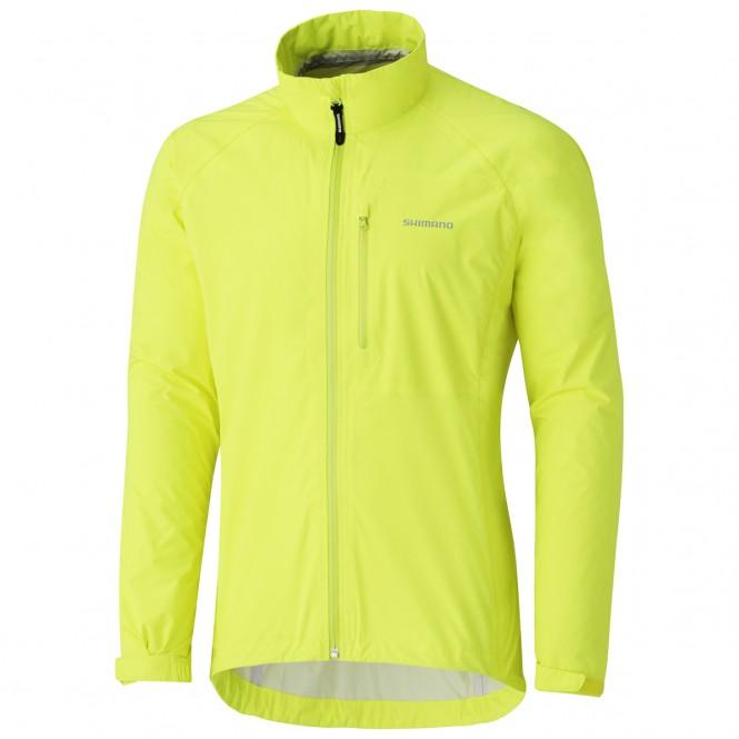Explorer sadetakki polkupyöräilijälle (neonkeltainen)