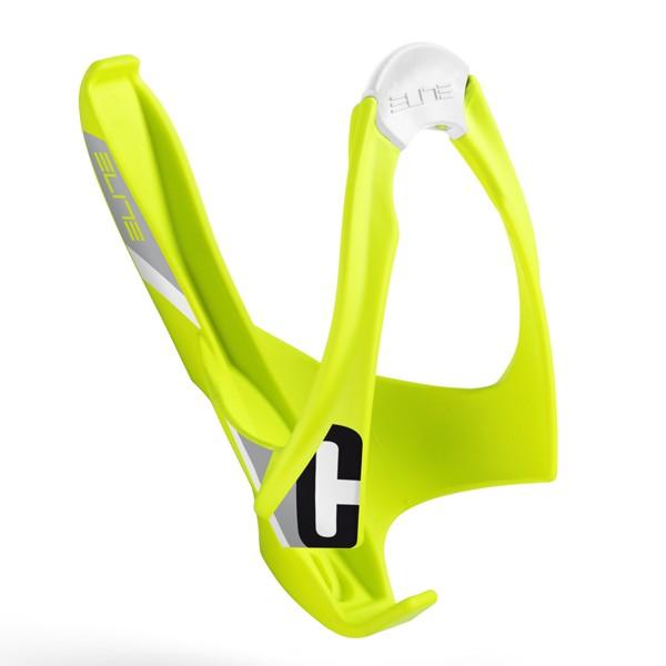 Cannibal polkupyörän juomapulloteline (neonkeltainen)