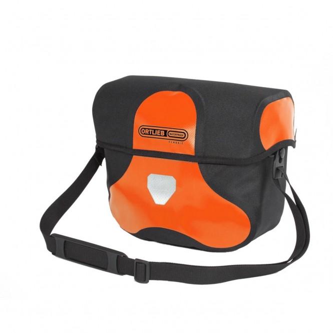 Polkupyörän ohjaintankolaukku Ultimate 6 M Classic (oranssi, 7L)