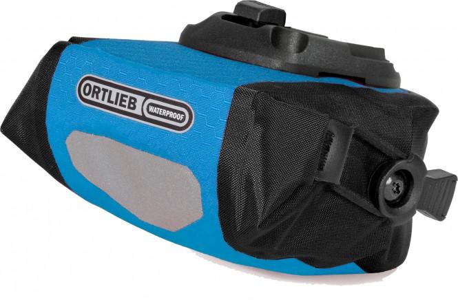 Polkupyörän istuinlaukku micro (sininen/musta)