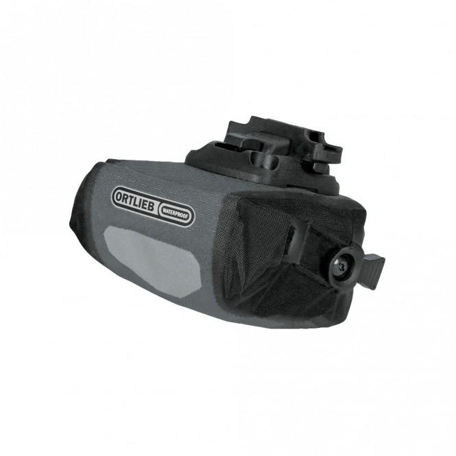Polkupyörän istuinlaukku micro II (musta)