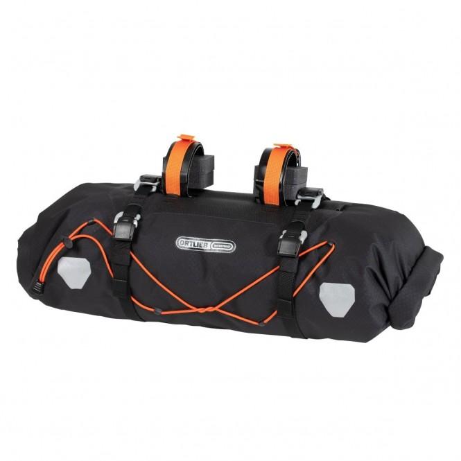 Handlebar-Pack M, polkupyörän ohjaintankolaukku (musta, 15L)