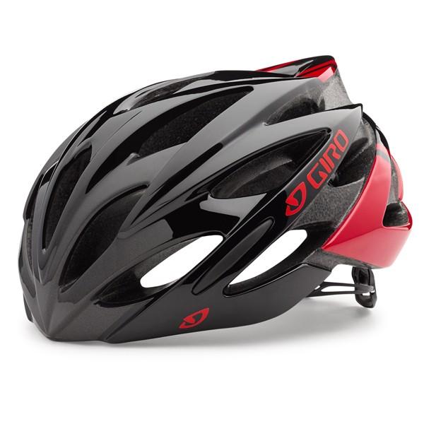 Savant pyöräilykypärä (musta/punainen)