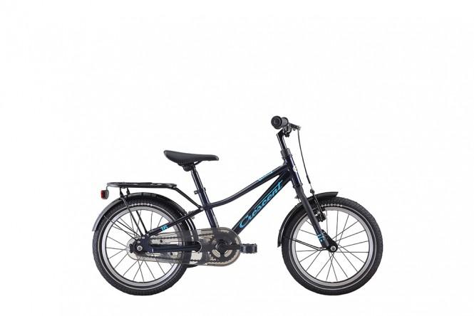Gorm 16, lasten polkupyörä (Sininen)