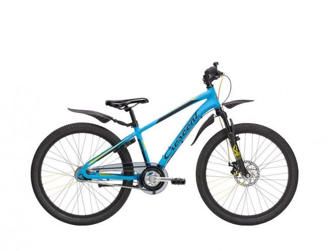 """Jare 24"""" etuj. nuorten maastopyörä (Nexus 7-v, sininen)"""