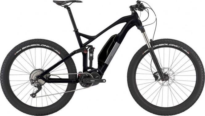 Kraft K30 Shimano E7000 täysj. sähkömaastopyörä (11-v, musta)