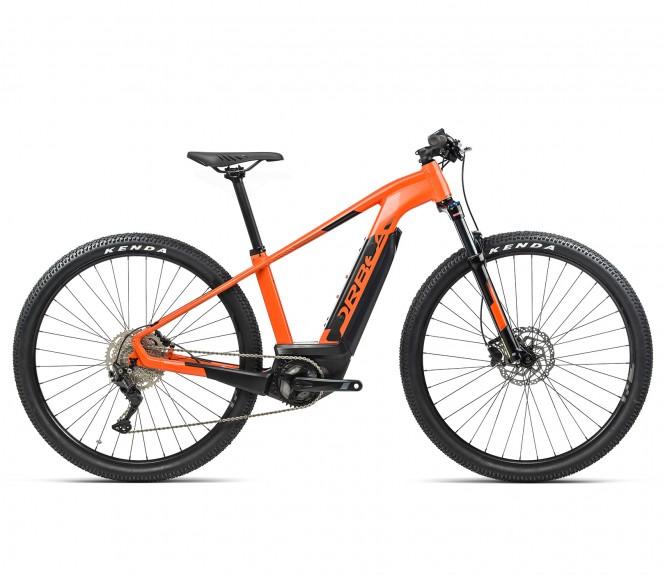 Keram 27 30 etuj. sähkömaastopyörä (Oranssi-Musta)