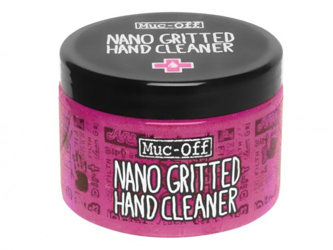 Muc-Off Nano-Grit Hand Cleaner