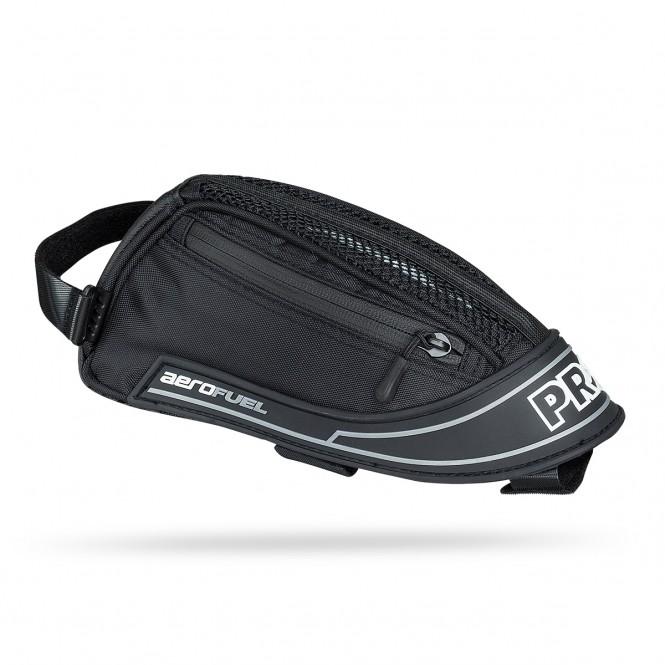 Aerofuel Triathlonpyörän geelilaukku (musta, maxi)