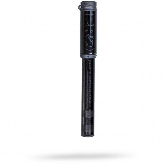 Minipumppu performance (musta, alumiininen)