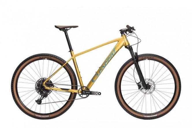 Rask R60, 29 maastopyörä (12-vaihteinen, Sinappi)