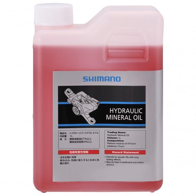 Mineraaliöljy hydraulisille levyjarruille (1000ml)