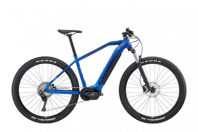Kraft K50, 29 sähkömaastopyörä (11-vaihteinen, Sininen)