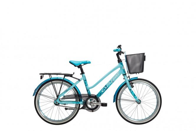 Edda, 20 lasten polkupyörä (1-vaihteinen, Turkoosi)