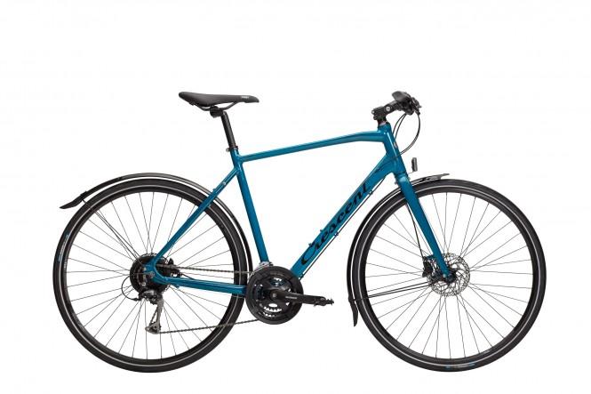 Atto, hybridipyörä (24-v, sininen)