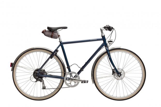 Sture, hybridipyörä (9-v, sininen)