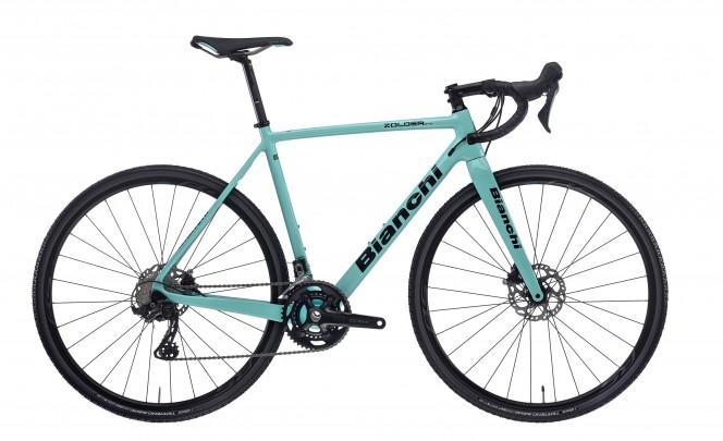 Zolder Pro disc, cyclocross-pyörä (2x11-v)