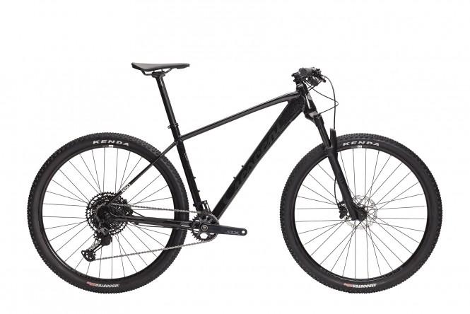 Rask R50, 29 maastopyörä (12-vaihteinen, Musta)