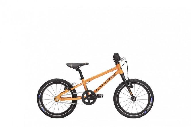 Team JR, 16 lasten polkupyörä (1-vaihteinen, Oranssi)